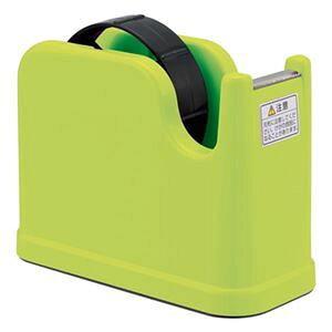 その他 (業務用セット) テープカッター NTC-201-G グリーン【×10セット】 ds-1521726