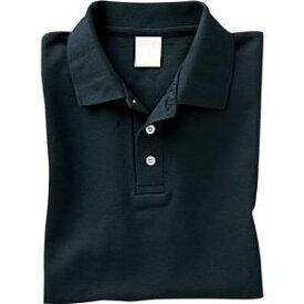 その他 (まとめ)アーテック コットンカラーポロシャツ S ブラック 【×5セット】 ds-1564273