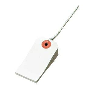 その他 (まとめ) TANOSEE 再生紙針金荷札 6号 30×60mm 1箱(1000枚) 【×4セット】 ds-1576960