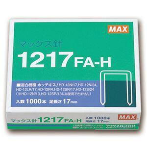 その他 (まとめ) マックス ホッチキス針 大型12号シリーズ 100本連結×10個入 1217FA-H 1箱 【×10セット】 ds-1585064