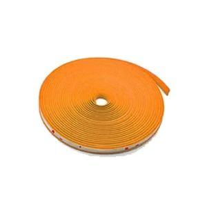 その他 (まとめ)ITPROTECH ホイールリムプロテクター/オレンジ YT-WRP75-OR【×3セット】 ds-1625603