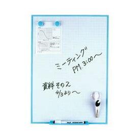 その他 (業務用セット) マグエックス 裏面磁石ホワイトボード ホワイトボード 【×5セット】 ds-1643757
