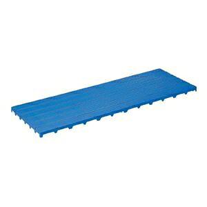 その他 三甲(サンコー) サンスノコ(すのこ板/敷き板) 1795mm×593mm 樹脂製 #1860 ブルー(青)【代引不可】 ds-1647379