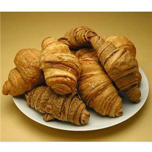 その他 「本間製パン」クロワッサン 3種 計40個 ds-1653721