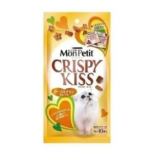その他 (まとめ)ネスレ モンプチ クリスピーキッス チキン 30g 【猫用・フード】【ペット用品】【×30セット】 ds-1665795