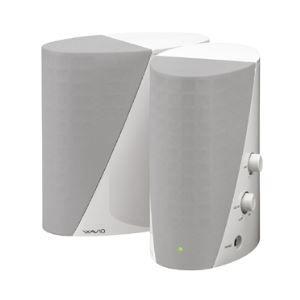 その他 オンキヨー(オーディオ機器) パワードスピーカーシステム 6W+6W (プラチナホワイト) GX-R3X(W) ds-1710465