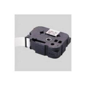 その他 (業務用30セット) マックス 文字テープ LM-L518BR 赤に黒文字 18mm ds-1733613
