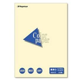 その他 (業務用100セット) Nagatoya カラーペーパー/コピー用紙 【B4/最厚口 25枚】 両面印刷対応 レモン ds-1734742