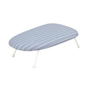 CBジャパン 座って使いやすいサイズ感。一人暮らしにもおすすめ。アルミコートスチームアイロン台 CI-01