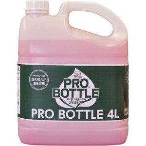 ホワイトプロダクト プロヒートグリーン専用液体燃料プロボトル 4L 284-W NPR0202