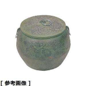 東伸販売 鉄鋳物火消し壺(中) QHK28002