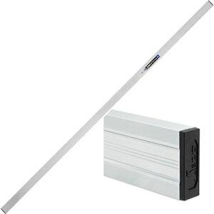シンワ測定 ボックスアルミ定規230cm 65266