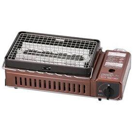 その他 炉ばた焼き器(卓上カセットコンロ/調理器具) 本体のみ 無段階火力調節可 焼き網1枚付き 日本製 『イワタニ カセットガス』 ds-1875989