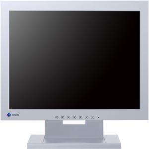 その他 EIZO 38cm(15.0)型タッチパネル装着カラー液晶モニター DuraVision FDX1501T-Aグレイ FDX1501T-AGY ds-1890630