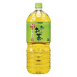 その他 伊藤園 おーいお茶 緑茶PET 2L/6本 2箱 ds-1915384