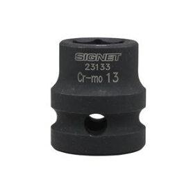 その他 SIGNET(シグネット) 23133 1/2DR インパクト用ショートソケット 13MM ds-1930082