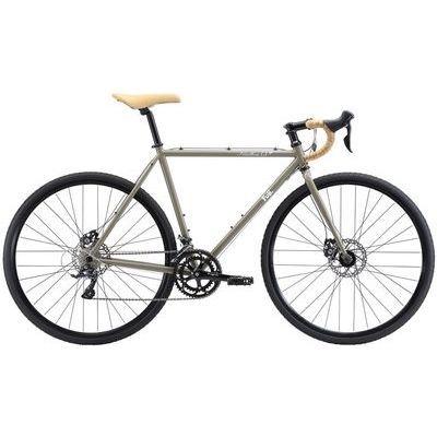 FUJI 2018年モデル フェザー シクロクロス(FEATHER CX+) 52cm 2x9speed マッド ロードバイク 18FEACBR52