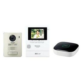 パナソニック モニター壁掛け式ワイヤレステレビドアホンキット(ホームユニット付き) VL-SGZ30K【納期目安:1ヶ月】