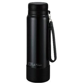 ピーコック スポーツドリンク対応ボトル!1.0Lステンレスマグボトル(オールブラック) AKD-RS100-B【納期目安:2週間】