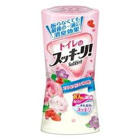 その他 (まとめ)アース製薬 トイレのスッキーリ!ホワイトフローラルの香り 【×5点セット】 ds-2002056