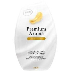 その他 (まとめ)エステー お部屋の消臭力 Premium Aroma ルミナスノーブル 【×5点セット】 ds-2003124