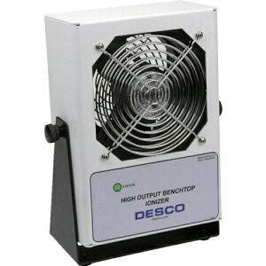 トラスコ中山 DESCO ハイアウトプット作業台用イオナイザー 110V 50/60HZ 60505