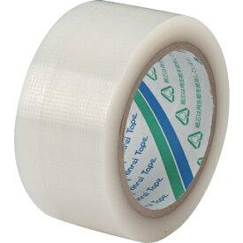 トラスコ中山 リンレイテープ 包装用バイオクロステープ EF672 50×25 EF67250X25