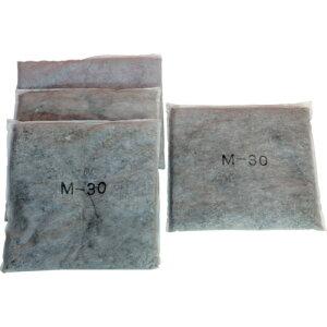 トラスコ中山 JOHNAN 油吸収材アブラトール(エコシートタイプ)小分け M30T