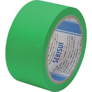 トラスコ中山 積水 養生テープ スマートカットテープFILM 50×25m ミドリ N833M03