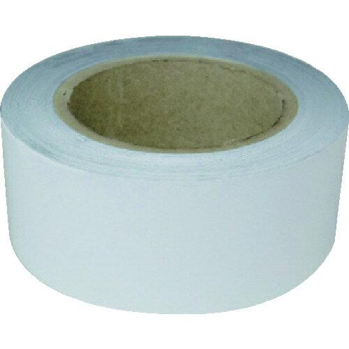 トラスコ中山 新富士 業務用超強力ラインテープ 白(幅50MM×長さ20M) RM605