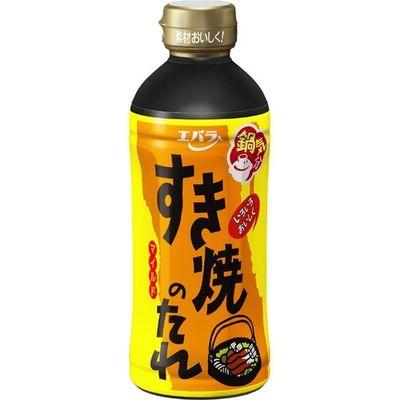 エバラ食品工業 エバラ すき焼のたれ マイルド 500mL 4901108001943
