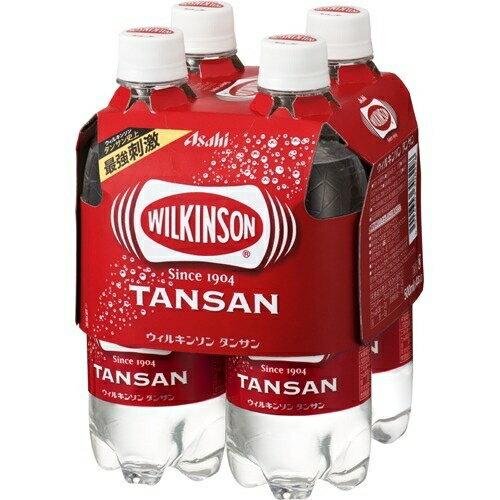 アサヒ飲料 ウィルキンソン タンサン マルチパック 500mL*4本入 4514603325928