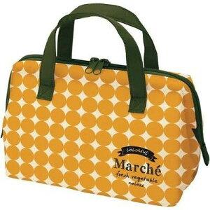 スケーター マルシェ がま口型ランチバッグ かぼちゃ KGA1 (弁当袋 保冷バッグ ) 4973307408700