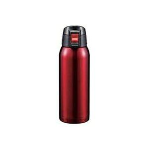その他 ワンタッチ タンブラー/水筒 【レッド】 720ml ステンレス 真空断熱 ロック付き 保温 保冷 『スタイラス』 ds-2122525