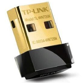 その他 TP-LINK 150Mbps ナノ 無線LAN子機 TL-WN725N ds-2150944