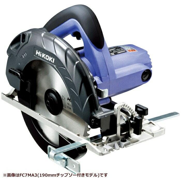 HiKOKI(日立工機) コードレス丸のこ(ブレーキ付) FC6MA3