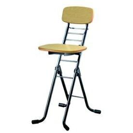 fe1fa920848f0 その他 折りたたみ椅子 【2脚セット ナチュラル×ブラック】 幅35cm 日本製 高
