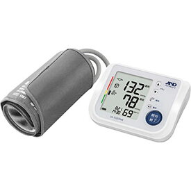 A&D 音声お知らせで使いやすさをサポート。巻きやすい3Dフィットカフ。上腕式血圧計 UA-1030TMR