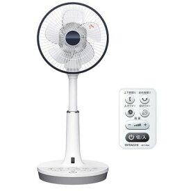 【あす楽対応_関東】日立 【DCモーター】【うちわ風】【リモコン付】コンパクト扇風機 HEF-DCC20