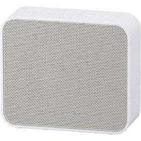 オーム電機 Bluetoothスピーカー ASP-W460N-W