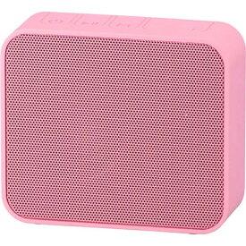 オーム電機 Bluetoothスピーカー ASP-W460N-P