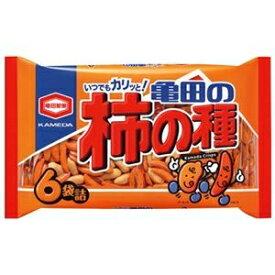 その他 (まとめ) 亀田製菓 亀田の柿の種 6袋200g【×10セット】 ds-2157484