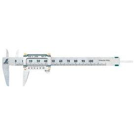 その他 (まとめ)シンワ測定 ポケットノギス 100ミリ 19518【×5セット】 ds-2169127