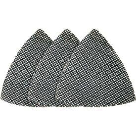 ブラック&デッカー #120メッシュサンドペーパー(3枚入り/95mmx95mmデルタ) X39187-XJ 4536178702706