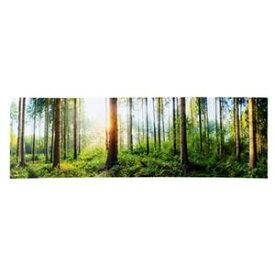 その他 モダン アートパネル/インテリア用品 【ART-122A】 幅140×奥行2.5×高さ45cm 天然木 キャンバス 〔部屋 内装 リビング〕 ds-2172933