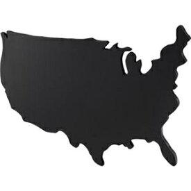 その他 USA型 ブラックボード/黒板 【Sサイズ】 幅62cm 繊維板製 〔店舗 飲食店 オフィス リビング ダイニング〕 ds-2173061