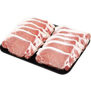 その他 国産和豚もちぶた(三元豚) ロースステーキ(12枚) 2459815000480【納期目安:1週間】