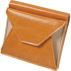 その他 レディース 二つ折り財布 キャメル (包装・のし可) 4582102176006【納期目安:1週間】