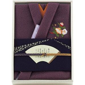 その他 彩美きもの姿 ふろしき・ふくさセット 紫 (包装・のし可) 4517117005126