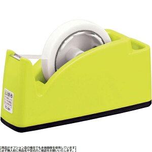 プラス テープカッターTC-201 ライトグリーン (ライトグリーン) ZTC2002